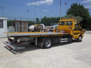 Soccorso stradale a Modena H24. Carroattrezzi Idea Auto Modena.